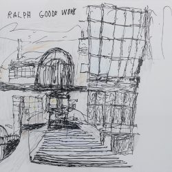 Ralph Douglas. 'Glasgow School of Art'.
