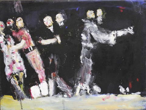 Shop Item of the Week – Untitled (Dancers) - by Ralph Douglas