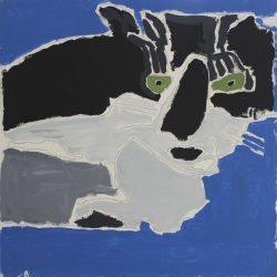 Peter Johnston. 'Milo the Cat'