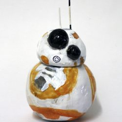 'BB-8' by Alasdair Downie