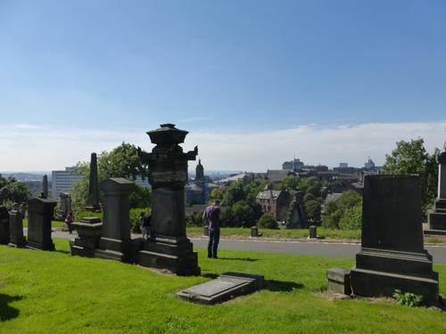 Walking Group – Week 14 - Glasgow Necropolis