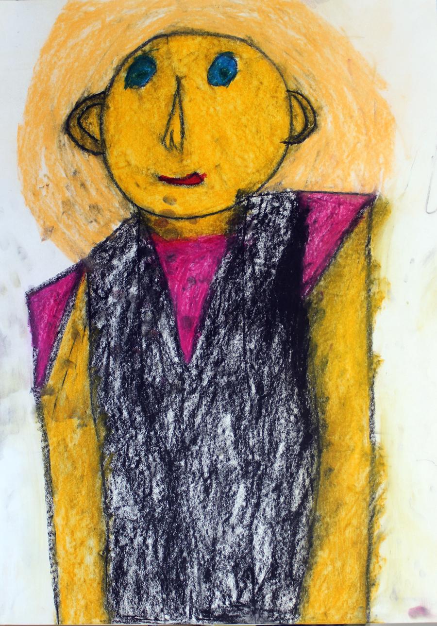 Artwork of the week – 'Elaine' by Lewis Scott