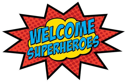 Exhibition Opportunity – Superheroes