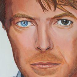 'David Bowie' by JM Boyce