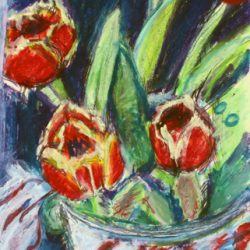'Tulips' by MT Clements