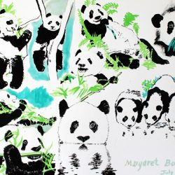 'Pandas' by Margaret Booth