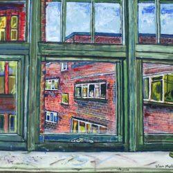 '103 Studio View Glasgow I' by Sian Mather
