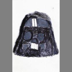 'Darth Vader I' by Alan Dot, £10