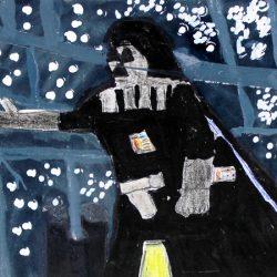 'Darth Vader II' by Alan Dot £10