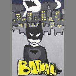 'Batman' by Anna Graham, £80