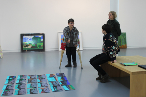 Tanya Raabe-Webber on co-curating 'The Artists of the West Midlands: A New World'