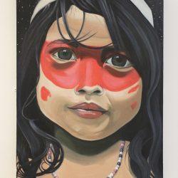 Huaorani Girld