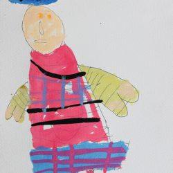 'Untitled (Scotsman)' by Gerard Gallagher