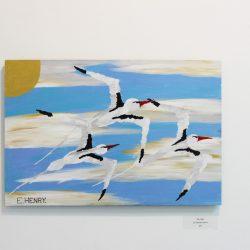 'Sky High' by Edward Henry