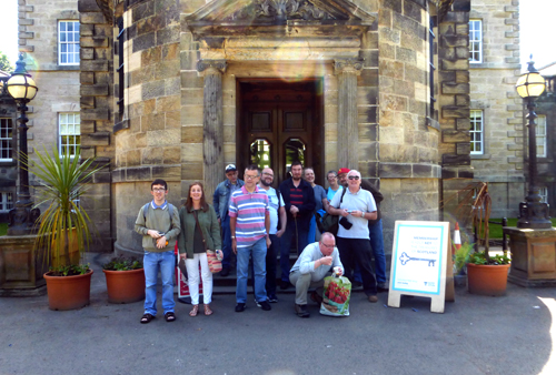 Walking Group – Week 10: Pollok Park