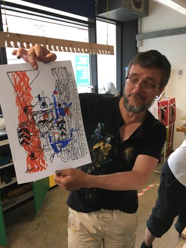 Artist Residency / Creative Partnership opportunity