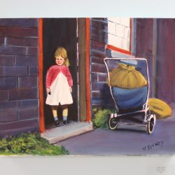 'Cutie Coal Girl'