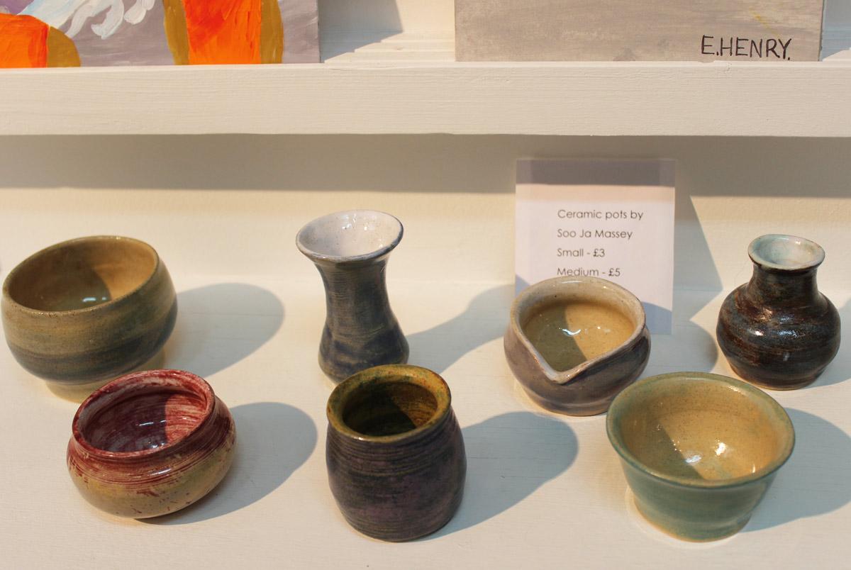 Various Ceramics by SooJa Massey