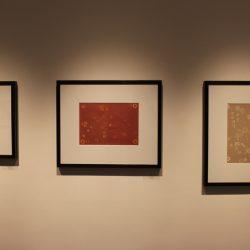 'Untitled I, II, III' by Esme MacLeod