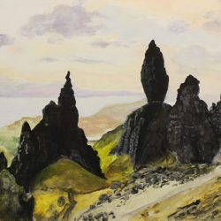 The Old Man of Storr' by Margaret Booth