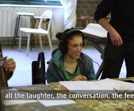 Media Co-op releases a documentary about the Project Ability writing group