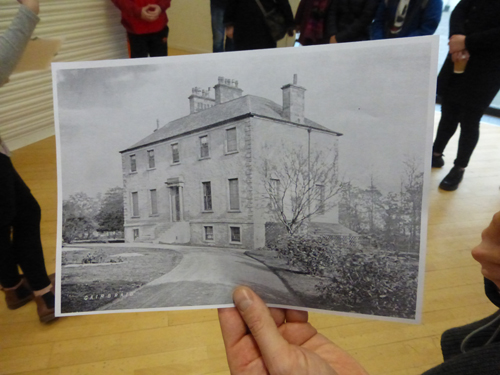 Walking Group – week 3: Maryhill Burgh Halls