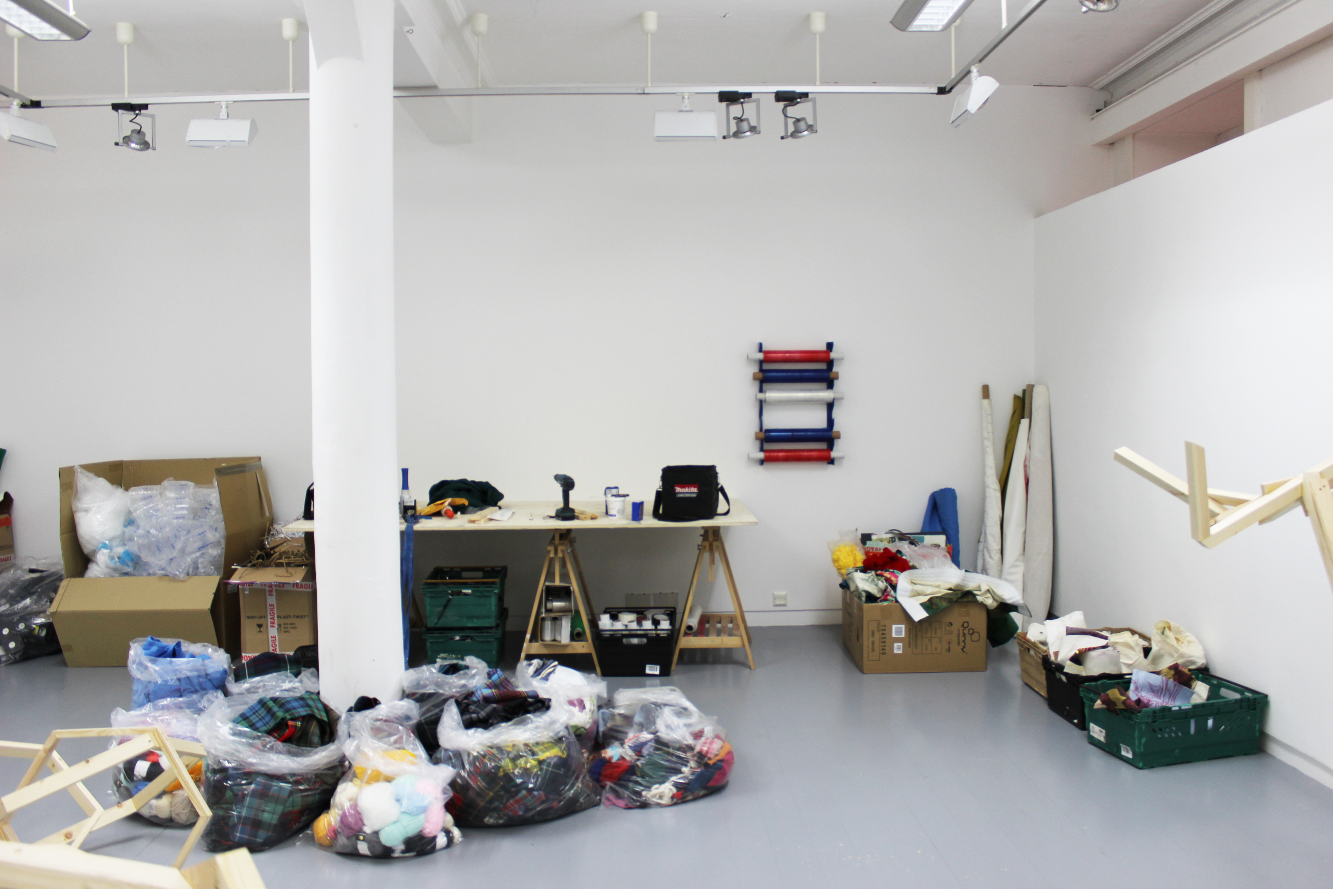 Thank you for your donations towards Nnena Kalu's installation