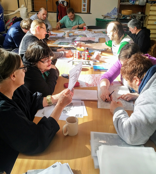 Heritage Lottery Fund Workshops