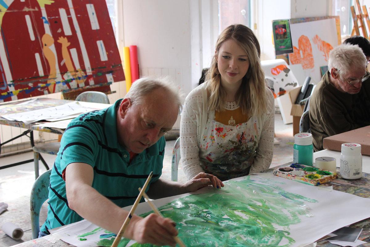 Meet the Volunteers: Jade Sturrock