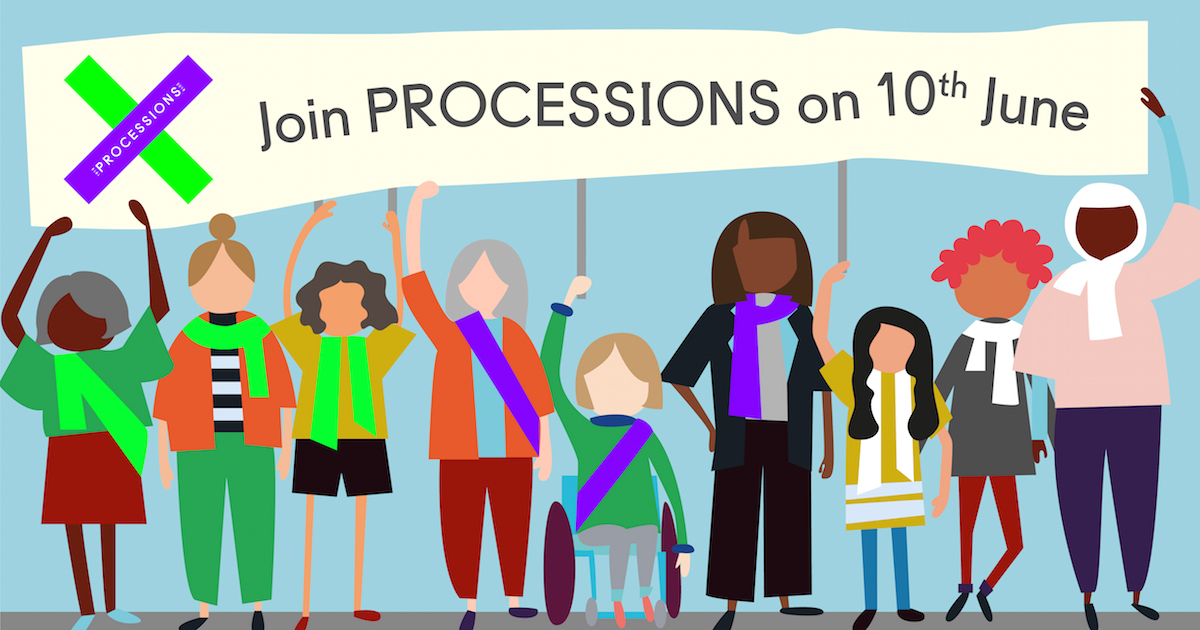 One month until PROCESSIONS