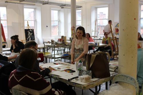 Meet the Volunteers – Hanne Lillee