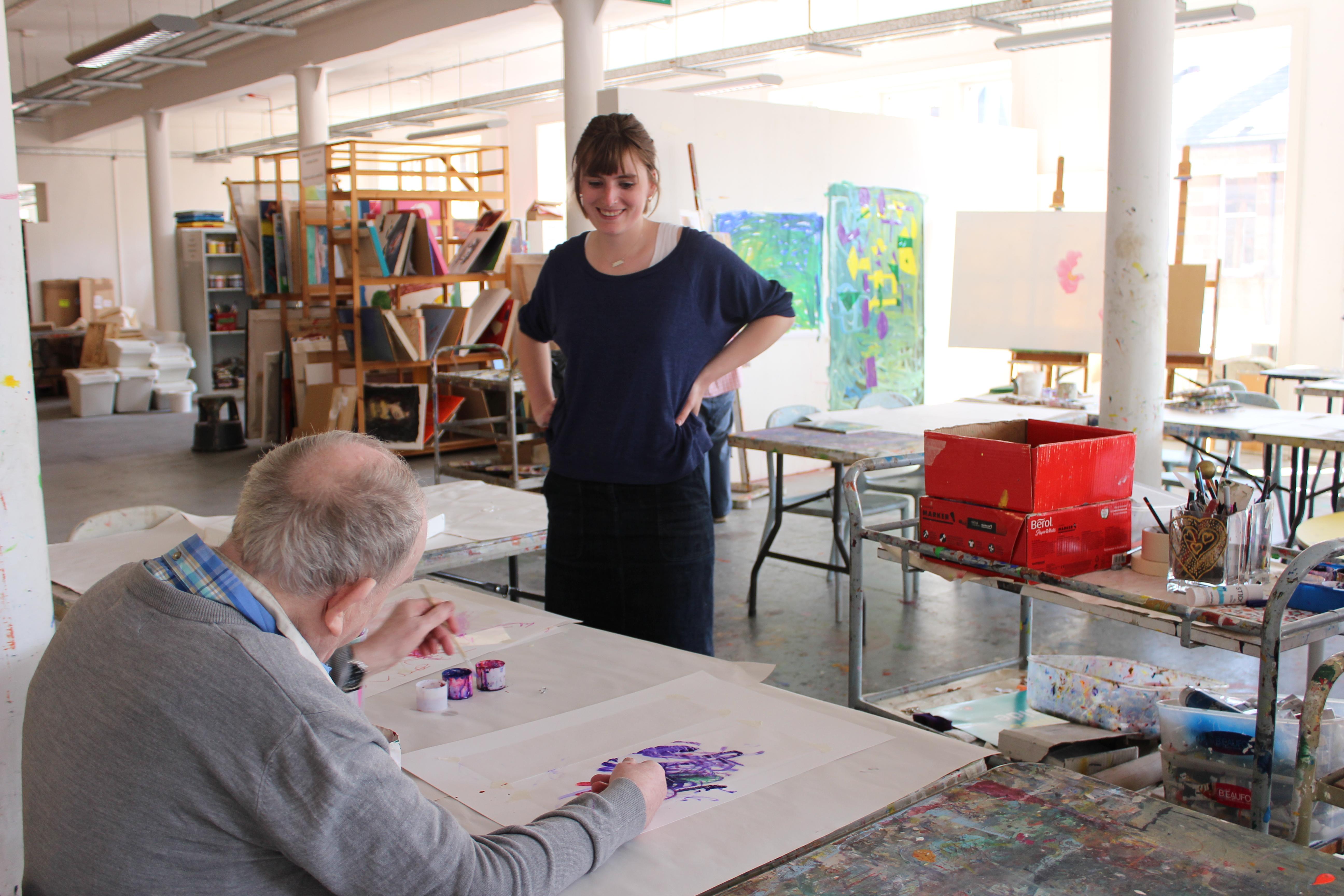 Meet the Volunteers – Mattie Roberts