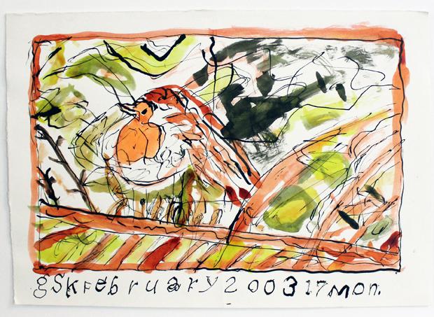 Robin' by Robert Reddick