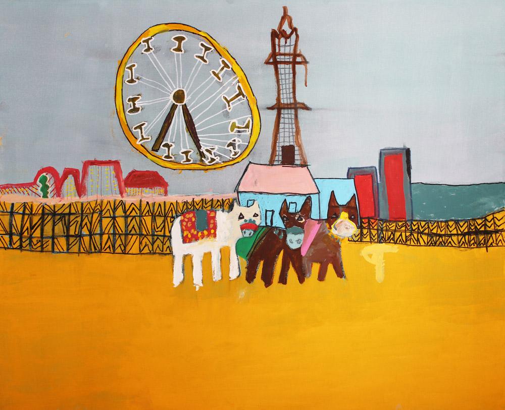Catherine Rankine - Blackpool
