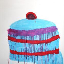 Lesley Nimmo - Tea cake