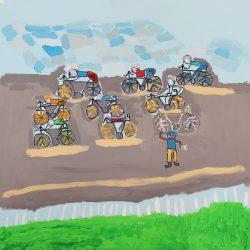 Steven Reilly - Bike Race