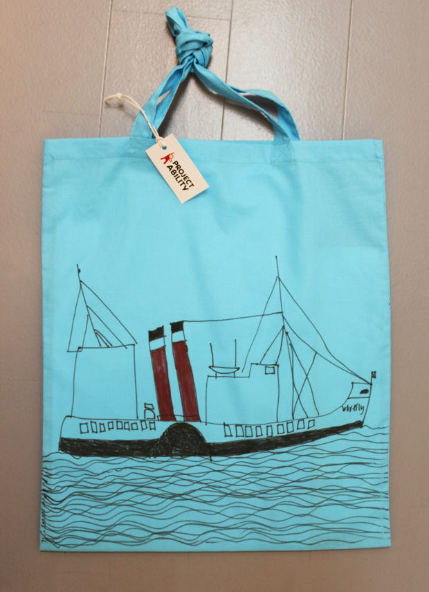 Waverley Tote Bag by Scott Smith