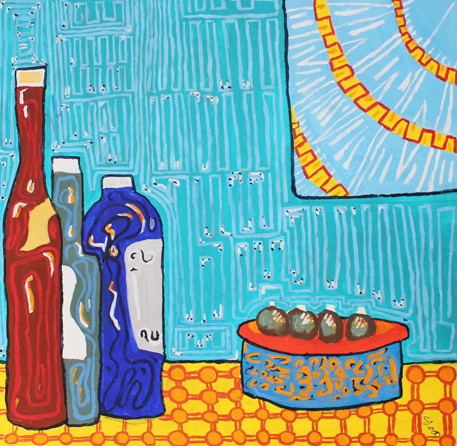 Bottles IV (2018)
