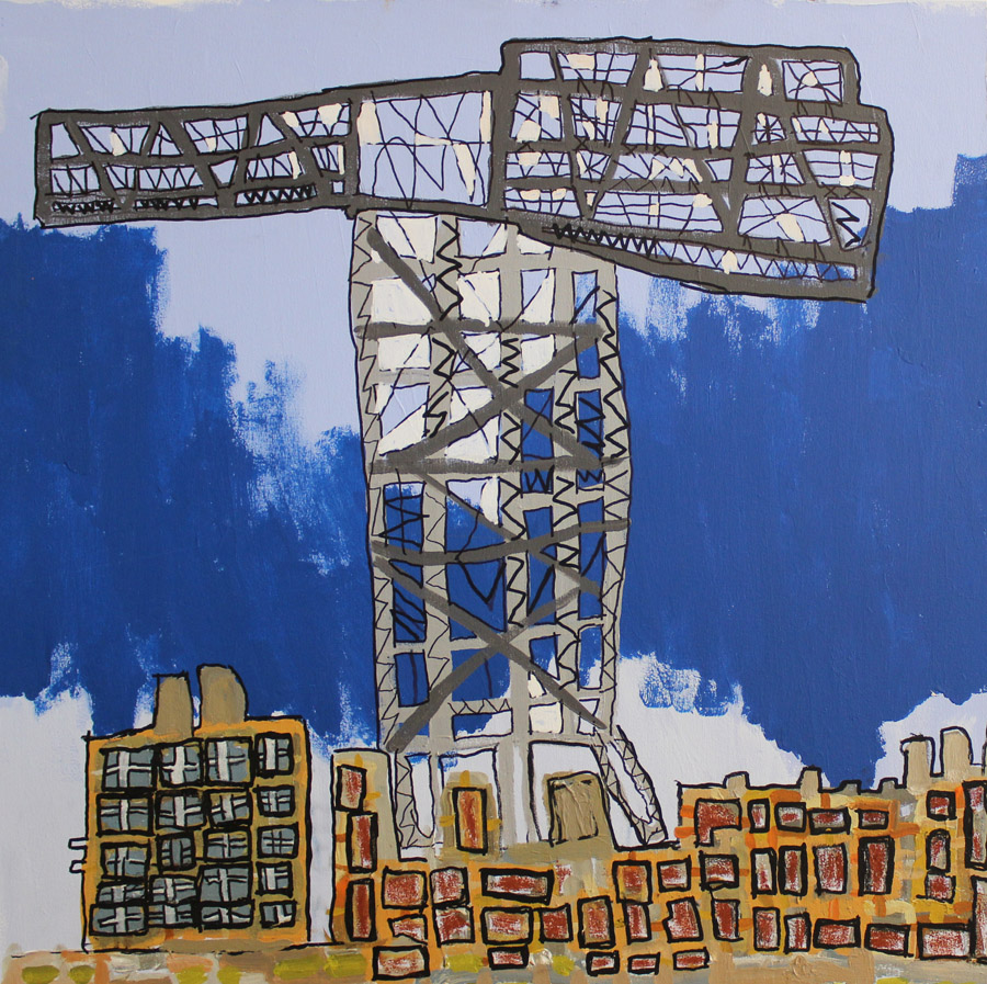 Crane of the Clyde (2018)