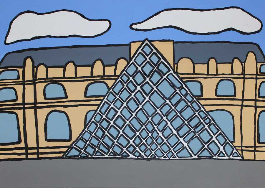 The louvre (2014)