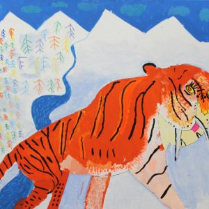 Sabretooth Tiger (2017)