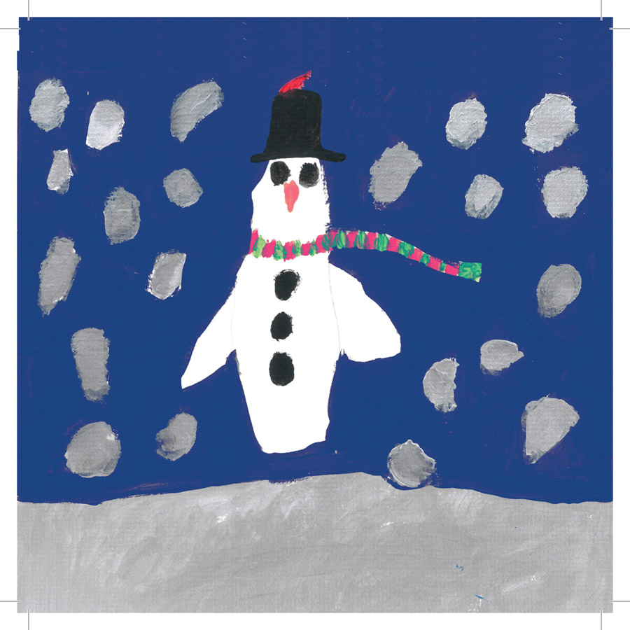 Ashley Campbell: Christmas Cards