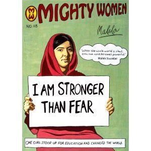 Celine Mcilmunn: Malala