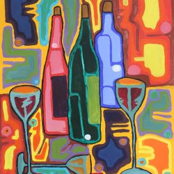 Ten Bottles - Untitled