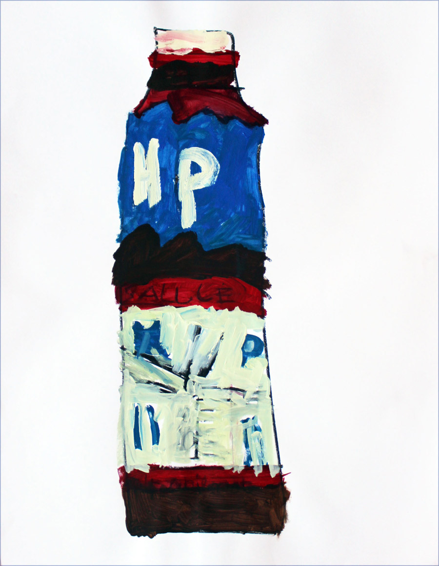 Lewis Scott: HP Sauce