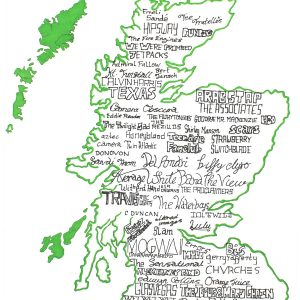 Michael Earll: A Musical Guide to Scotland Poster