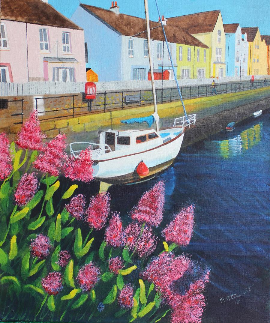 Peter Stewart Scottish Harbour