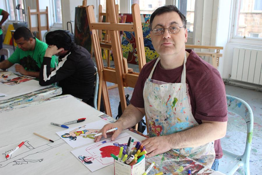 Michael McMullan
