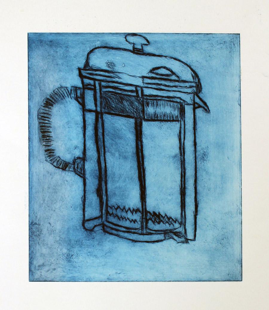 Robert Cornish: Cafetiere