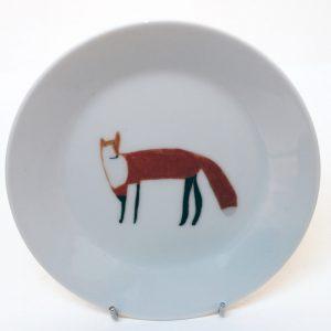 Scott Smith Fox Plate